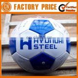 Customized Logo OEM Designed Printed Football