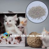 natural sodium free sample fast clumping bentonite cat litter bentonite cat sand with scents