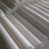 customize high precision uhmwpe rod/hard plastic ployethylene rod