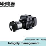 Black Horizontal Multistage Centrifugal Pump , Water Booster Pump Chlf ( T )