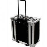 Heavy Duty Wheels Shockproof Flight Case Equipment