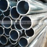 Factory Prime Quality ERW Welded Bared/Color Painted/Galvanized Carbon Steel Pipe For Building And Industry Pipes