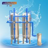 New rural well water treatment equipment