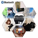 Women/Men Touch Screen Gloves For Smart Phone Tablet Iphone Gloves Bluetooth touch screen gloves