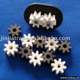 I'm very interested in the message 'black zirconia ceramic gears' on the China Supplier