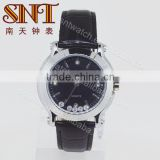 Hot sale watch luxury quartz watch with diamonds