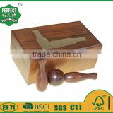 premium wooden bowling games sets for kids