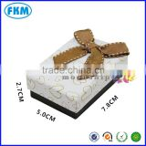 Paperboard Paper Type and Recyclable Feature Custom luxury black decorative cardboard drawer packaging gift box