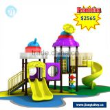 The best price in June used commercial school outdoor playground equipment sale