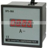 96x96 Digital DC Ammeter(digital panel meter,analog meter)