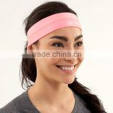 (Factory/low MOQ)Manufacturer nylon fashion headband