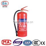 9KG Dry powder ABC BC DCP fire extinguisher