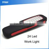 (130318) Portable ABS Material 24 Led SMD Work Lamp with Magnet                                                                         Quality Choice