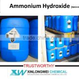 Ammonia Solution / ammonium hydroxide 25% CAS No.1336-21-6