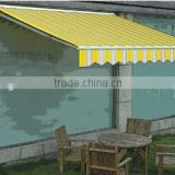 AW-003 Half Cassette Awning,aluminum retractable awning and window canopy