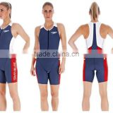 men or women sublimation lycra triathlon bike, sporwear triathlon suit, high elastic triathlon wetsuit