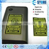 2014 Latest Style Anti Radiation Sticker Quantum Shield With Scalar Energy Sticker