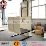 Hydraulic elevator for people with disabilities wheelchair elevator lift accessible vertical lift