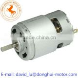 12V DC Small Motor,electric parking brakes motor,RS-770SH