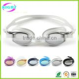 Factory price mirrored optical swimming goggles