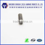 China factorylong extension spring	garage door coiled extension spring