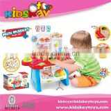 2015 toy market guangzhou china Mini multi-function kids supermarket toy with light, sound