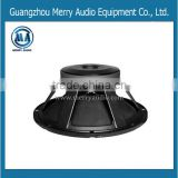 China speaker professional factory 21 inch super powered 2000 watt rms speaker with wholesales price