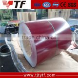 Z 20-100 0.21*1200MM Prepainted galvanized Steel Coil / Marble PPGI/ Color Coated Galvanzied Steel