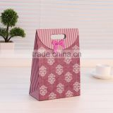 art paper gift bag Plant Pot Shape Holographic Gift Bag - Medium Size paper bag                                                                         Quality Choice