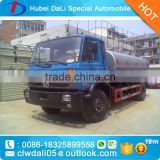 10 CBM Dongfeng 4*2 Fecal suction tanker truck for sale