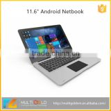 low price mini laptop with 11.6 inch ALLWinner A64 WIFI Bluetooth Android 5.1/6.0 Notebook