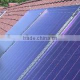 High efficient solar panel collector balcony water heater 1000*2000*80/2400*840*80/2420*860*80 mm