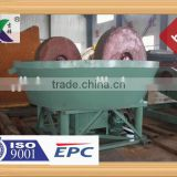 Efficient Gold Ore Roll Grinding Mill Machine Gold Mill Wet Pan Mill For Gold Process For Sale