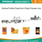 """What's hot"" baked corn chips production line/tortilla chips production line/doritos chips process line for sale"