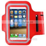 "5.5"" Universal Nylon Travel Running Riding Outdoor Armband Case for iphone 5S 6 6S Plus for Android smartphone"