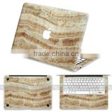 china supplier laptop decorative sticker for macbook air a1369 bottom case for macbook a1342