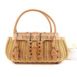 Z61107Y 2016 Pillow Straw Bag Summer Beach Handbag Women Causal Beach Bag Large Woven Shoulder Bags Burlap Jute Pouches