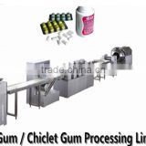 Chewing Gum Stick Gum Manufacturing Machine