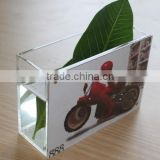 Customized acrylic flower vase acrylic plant stand acrylic vase photo frame