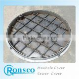 new model tank truck double seal sewer water meter manhole covers                                                                                                         Supplier's Choice