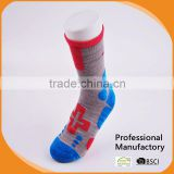 custom selective terry outdoor functional sports baby sock