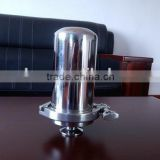 Stainless Steel Filter Breathing Apparatus In Filtering Equipments Housing