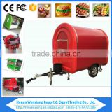 2016 new products hot dog cart/ ice cream van /mobile food carts for sale                                                                         Quality Choice