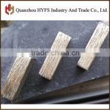 Marble Cutting Tools Segment for Granite Stone Cutting on Saw Blade Popular Low Pirce Segment for Sales