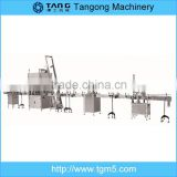 Bottle Type Packaging Equipment Sauce Filling Line