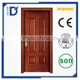 Affordable interior bifold solid wood door for room