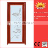 SC-AAD096 alibaba China wholesale hot new products glass sliding door,transparent sectional garage door