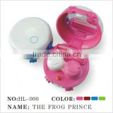 HL-900 ultrasonic glasses cleaner contact lense case
