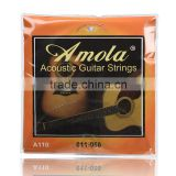 Wholesale Good Quality Box Pack Folk Guitar Strings A100/A110/A120