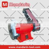 Two Types Electric Grinder tools Bench Grinder, Belt Grinder, TML-BD-150-50, 200W, 2950RPM, 150X20X12.7MM, 50X686MM
